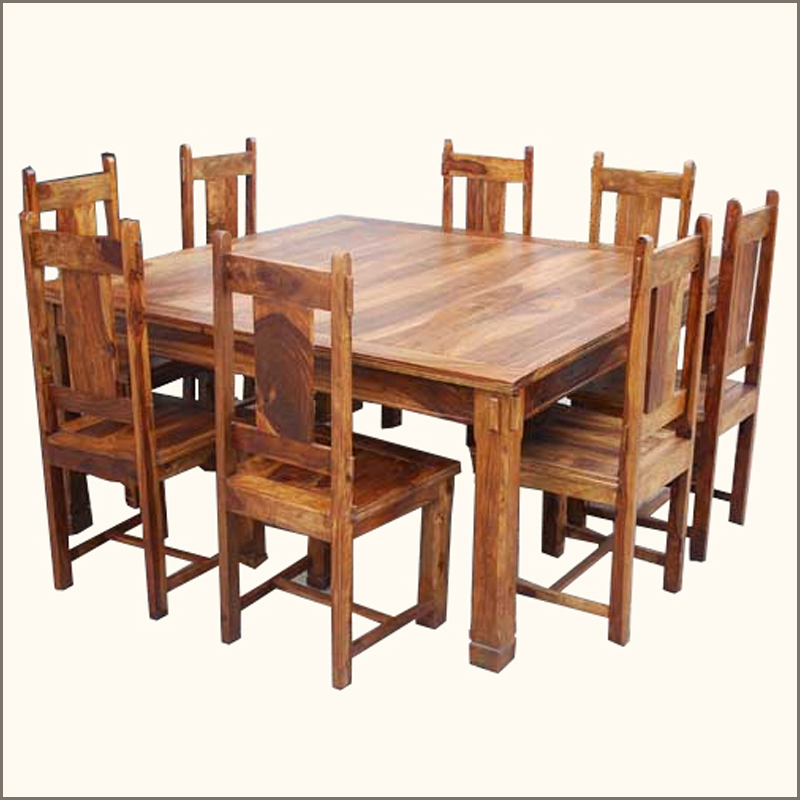 8 chair dinner table