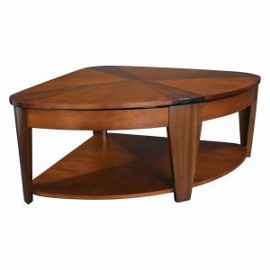 adirondack chair with ottoman amusing cheap inexpensive coffee tables contemporary model curved extraordinary shaped unique simple dark brown