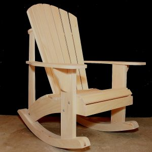 adirondack rocking chair plans rocker large