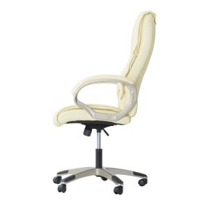 adjustable desk chair computer office swivel chair desk chair high back pu leather adjustable