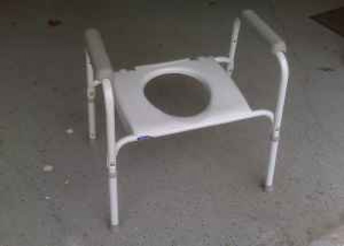 adult potty chair