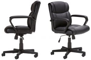 amazonbasics mid back office chair amazonbasics mid back office chair best selling
