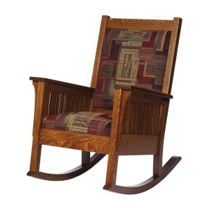 amish rocking chair missionrocker