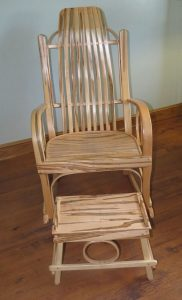 amish rocking chair s l