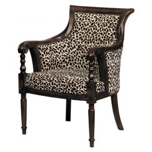 animal print accent chair s l