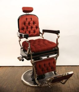 antique barber chair s l