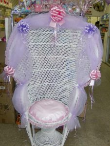 baby shower chair rental babyxshowerxcxpink