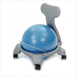 ball office chair kids adjustable ball chair
