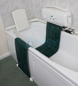 bathtub chair for disabled the relaxa bath lift