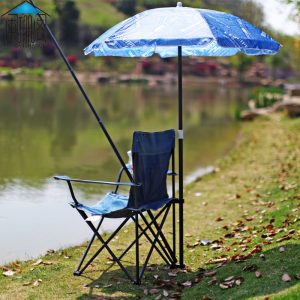 beach chair with umbrella attached waning court umbrella outdoor portable folding chairs beach chair fishing chair recliner chair shade
