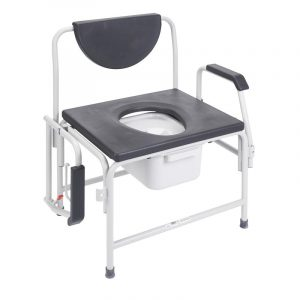 bedside commode chair a