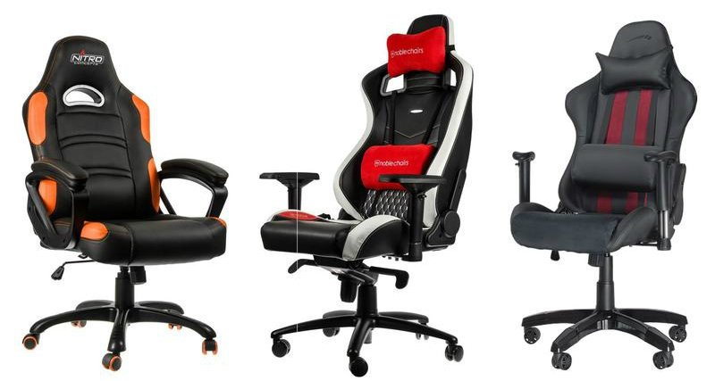 best gaming chair 2016