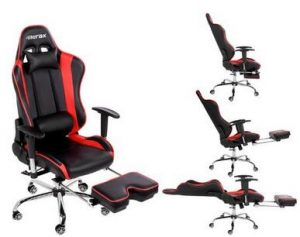 best office gaming chair merax big and tall back erogonomic racing style