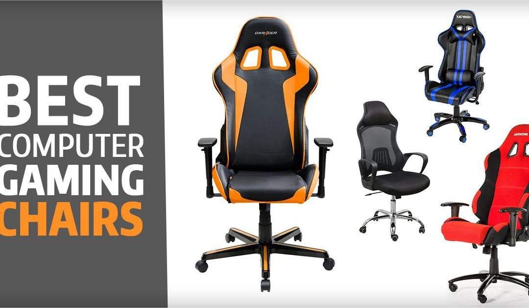 best pc gaming chair 2016