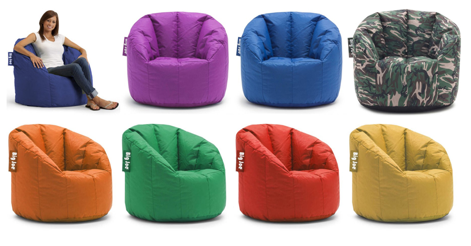 big joe milano bean bag chair big joe milano bean bag chair multiple colors