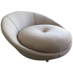 big round chair l