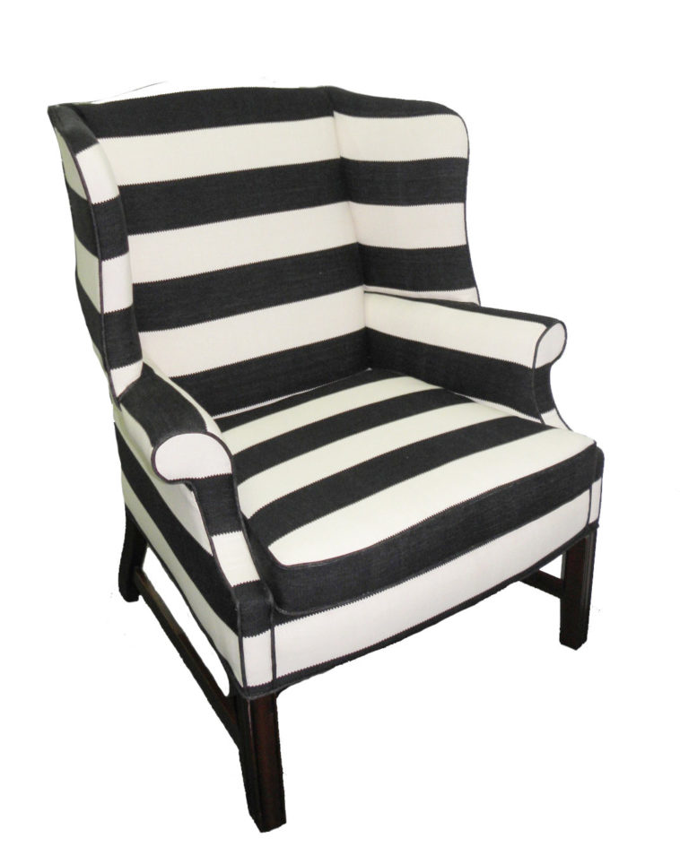 black and white chair black and white upholstered chair with arm and wing back pluis black wooden leg as well as black and white clothing ideas and armchair striped x