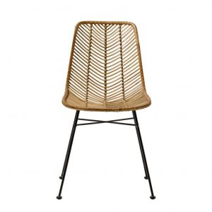 black rattan chair bloomingville rotan chair natural
