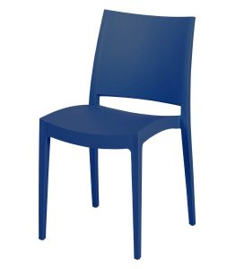 blue pattern accent chair x plastic garden chair paint