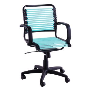 bungie desk chair flatbungeeofficechairturquoi