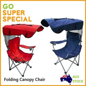 camping chair with umbrella s l