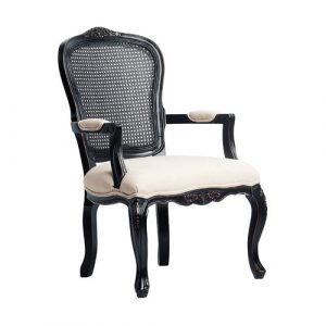 cane back chair comfort pointe anna cane back arm chair