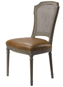 cane back chair spectra home chelsea dining chair w cane back set of