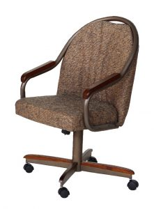 caster dining chair hunterchair
