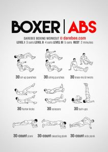 chair abs workout abs