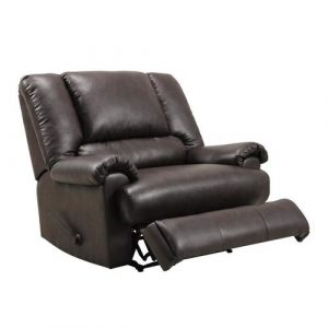 chair and a half recliner leather p alt