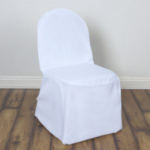 chair cover factory chair banq wht