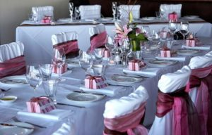 chair coverings weddings wedding chair decorations