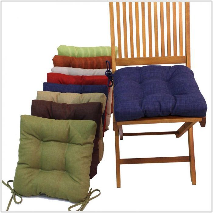 chair cushions with ties