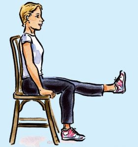 chair exercise for elderly kitchen chair exercises ss