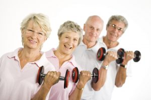 chair exercise for elderly weight bearing exercises older adults