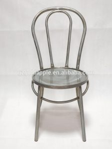 chair for sale metalic galvanized dining chair for sale