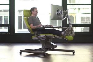 chair for standing desk sitting
