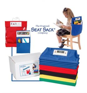 chair pockets for classrooms seatsackclassroompacknewproducts