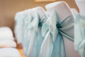 chair sash for wedding chaircover