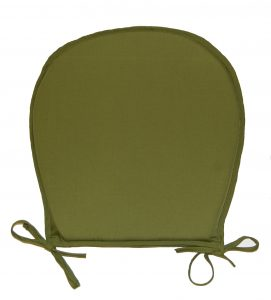 chair seat cushions kitchen seat pad chair green