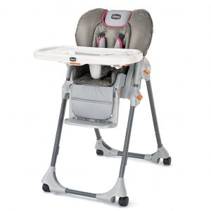 chicco high chair foxy polly v hi