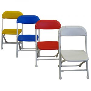 children folding chair item