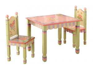 childrens table and chair sets w a