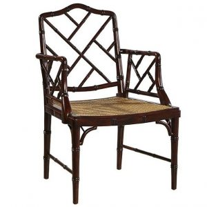 chinese chippendale chair canarmchair