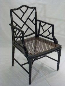 chinese chippendale chair p l
