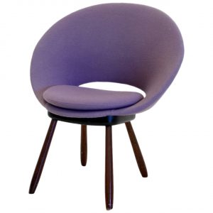 circle lounger chair l