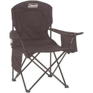 coleman oversized quad chair with cooler coleman quad chair