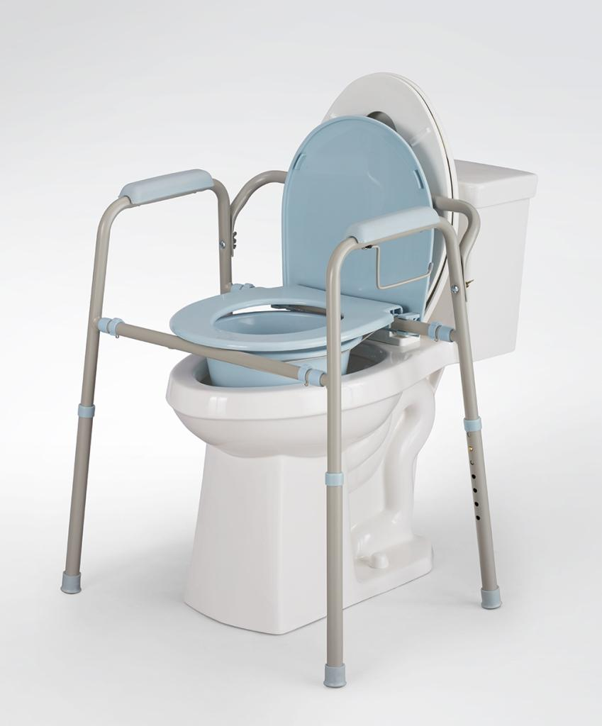 Commode Chair Over Toilet Mrsapo Com