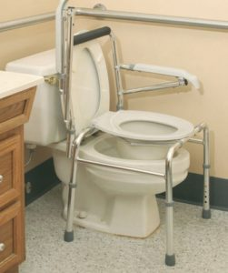 Over Toilet Commode Chair - Best Office Chairs