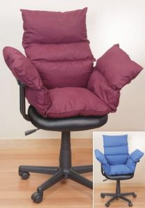 computer chair cushion office chair cushions home decor furniture protectors regarding office chair padding